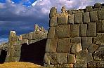 Saqsayhuaman - an Inca fortress near Cuzco